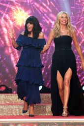 """Claudia Winkleman & Tess Daly – """"Strictly Come Dancing"""" Launch in London 08/28/2017"""