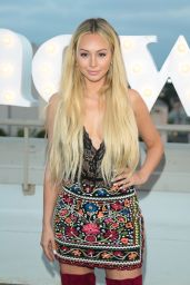 Corinne Olympios – Showpo US Launch Party in Los Angeles 08/24/2017