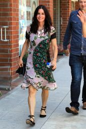 Courteney Cox - Out in Beverly Hills 08/28/2017