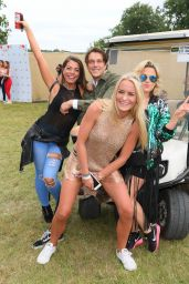 Daisy Robins – V Festival in Chelmsford, UK