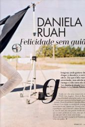 Daniela Ruah - Revista Activa Magazine September 2017 Issue