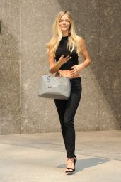 Danielle Knudson – Victoria's Secret Fashion Show Castings in NYC 08/22/2017
