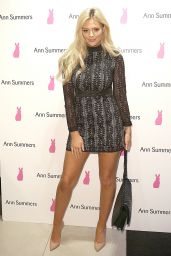 Danielle Sellers & Chyna Ellis - Ann Summers New Store Launch in London 08/25/2017