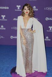 """Danna Paola – """"Premios Tu Mundo"""" in Miami 08/24/2017"""