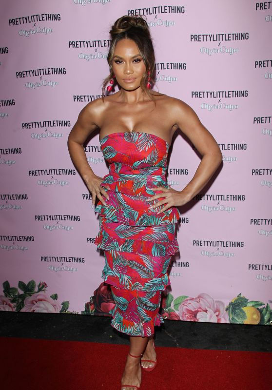 Daphne Joy – PrettyLittleThing x Olivia Culpo Collection Launch in LA 08/17/2017