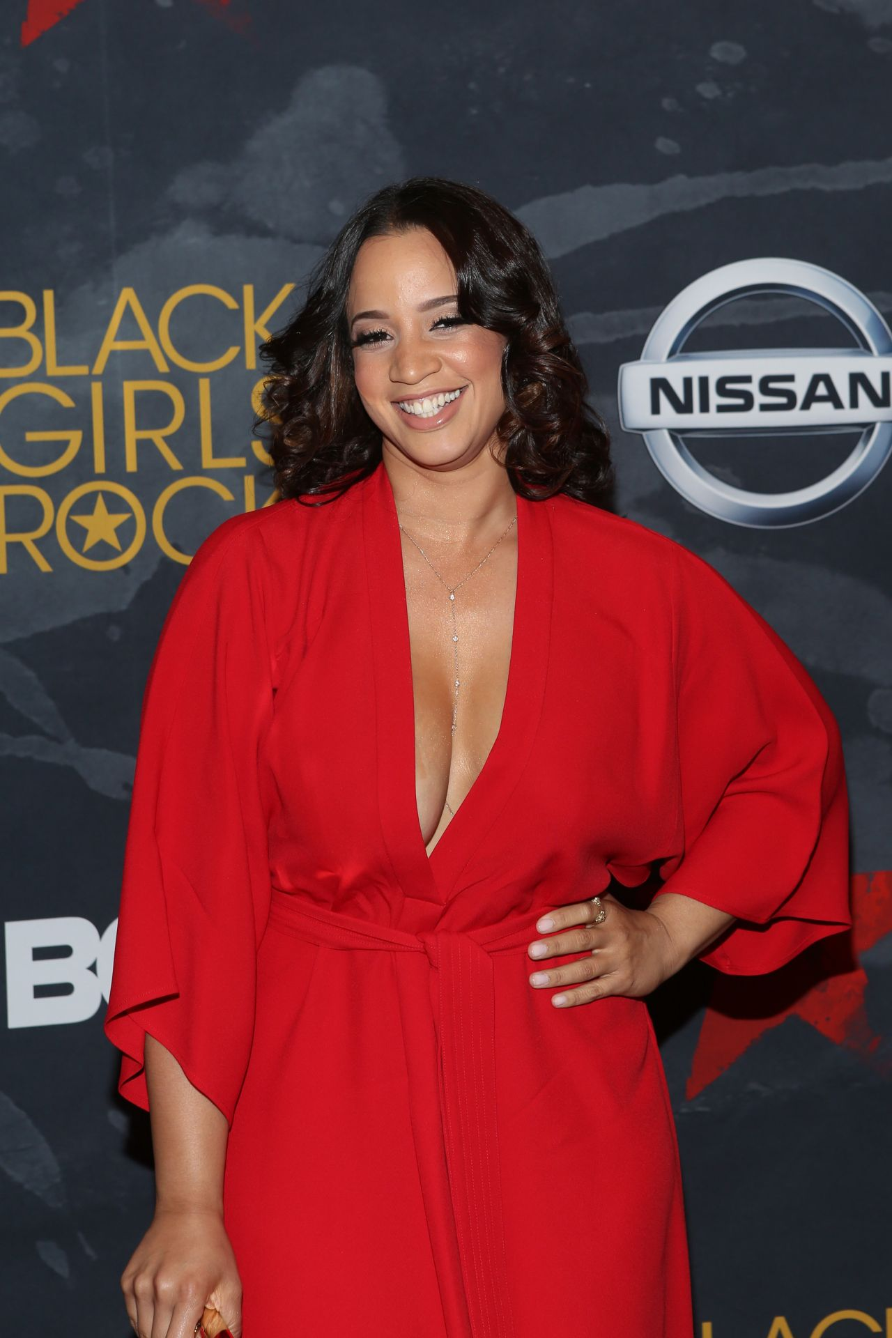 Dascha Polanco  Bet Black Girls Rock In Newark 08052017-2153