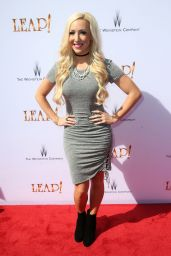 "Debbie Sherman – ""Leap!"" Premiere in Los Angeles"