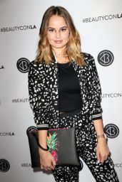 Debby Ryan – Beautycon Festival in Los Angeles 08/13/2017
