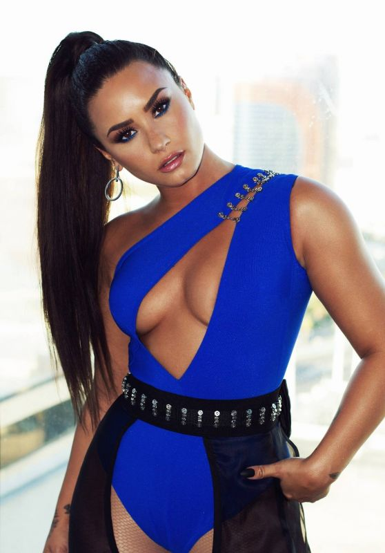 Demi Lovato - 2017 MTV Music Awards Photoshoot