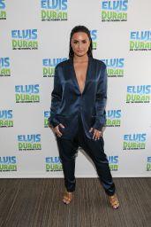 Demi Lovato - Elvis Duran Z100 Morning Show in NY 08/17/2017