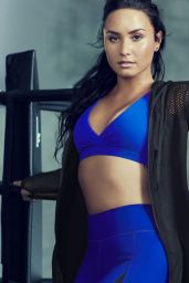 Demi Lovato - Flabetics Photoshoot August 2017