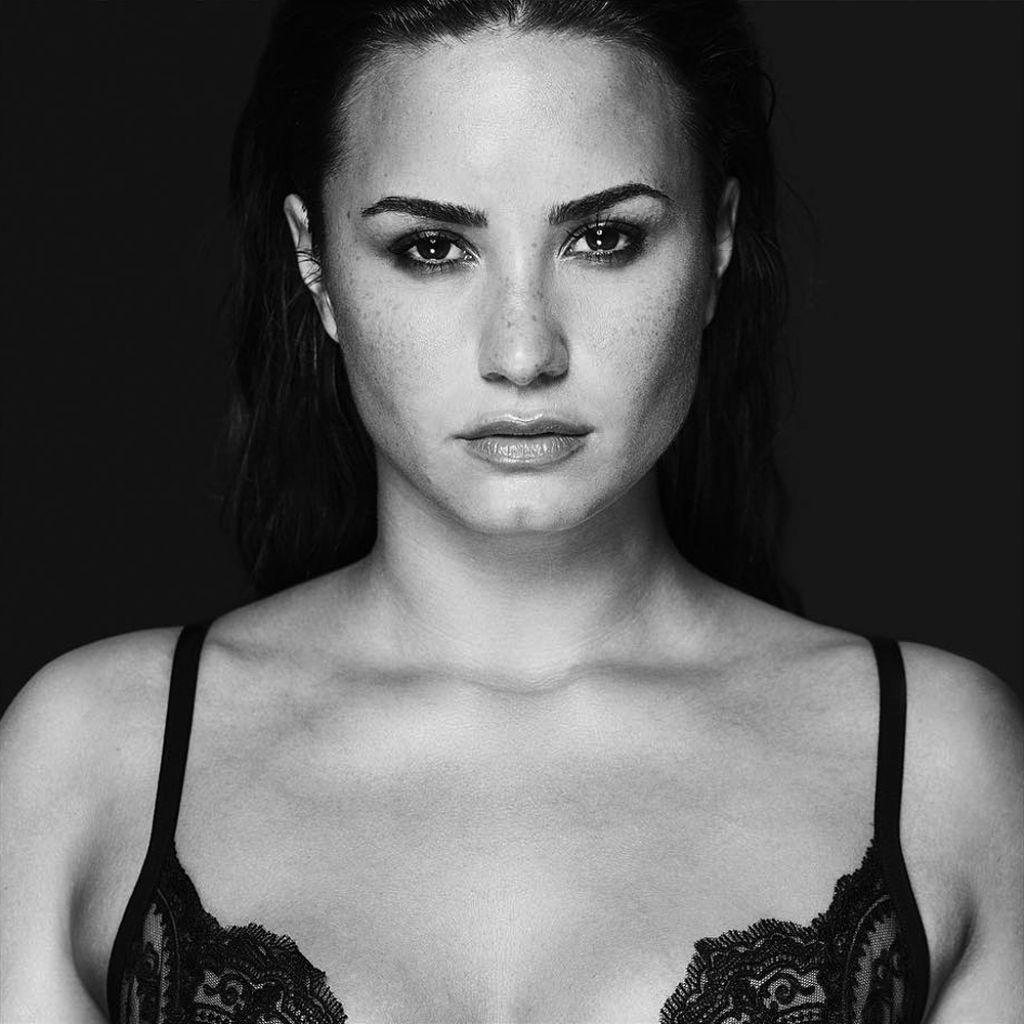 Demi Lovato Photoshoot For Tell Me You Love Me Album 2017