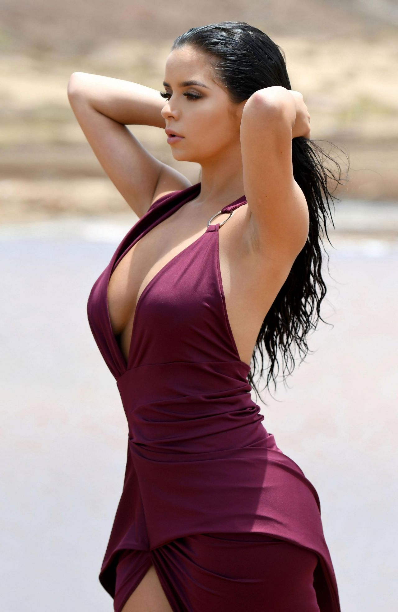 Demi Rose Mawby Fashion Photoshoot In Cape Verde 08 21 2017
