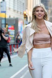 Devon Windsor – Victoria's Secret Fashion Show Casting in NYC 08/21/2017