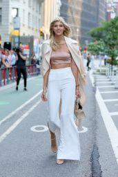 Devon Windsor – Victoria's Secret Fashion Show Casting in NYC 08/21/2017