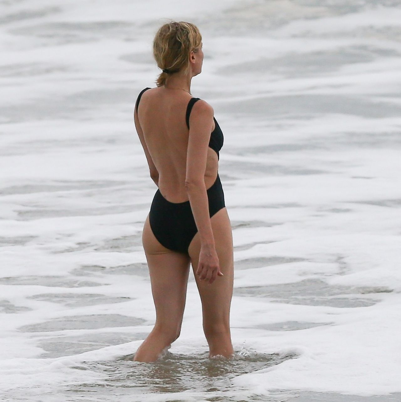 Diane Kruger In Swimsuit On The Beach In Costa Rica 08