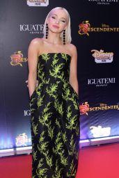 """Dove Cameron - """"Descendants 2"""" Premiere in Sao Paulo, Brazil 08/16/2017"""