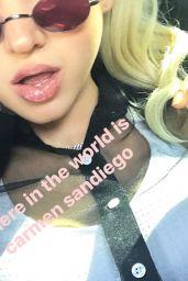 Dove Cameron - Social Media Pics 08/16/2017