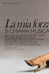 Dua Lipa - Grazia Magazine Italia August 2017 Issue