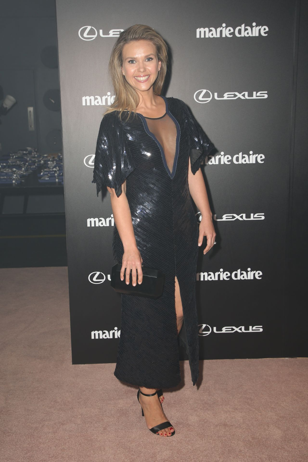 The Red Carpet at Awards Prix De Marie Claire