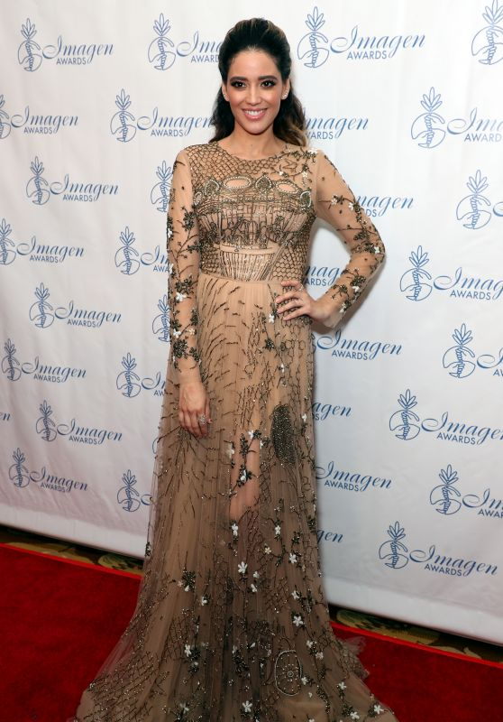 Edy Ganem - Imagen Awards in Los Angeles 08/18/2017