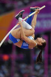 Ekaterini Stefanidi – Women's Pole Vault Final at the IAAF World Championship in London 08/06/2017
