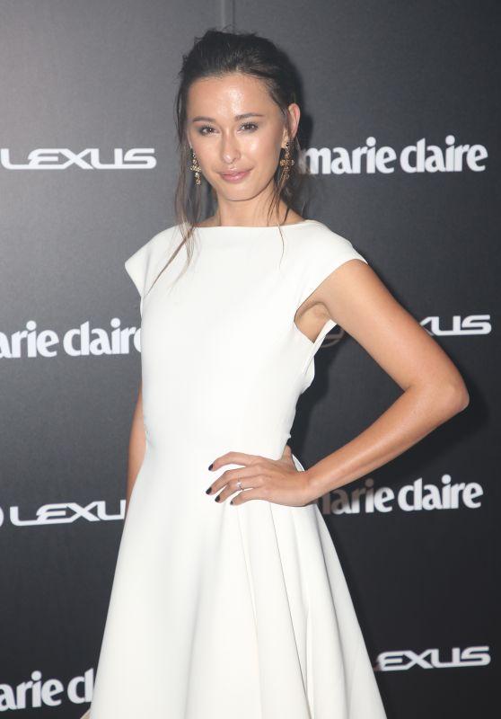 Eleanor Pendleton – Prix de Marie Claire Awards 2017 in Sydney, 08/15/2017