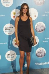 Elena Furiase – Universal Music Festival in Madrid, Spain 07/28/2017
