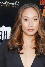 "Elizabeth Ho – ""Birth of the Dragon"" Screening in Los Angeles 08/17/2017"