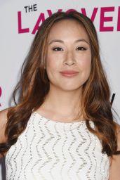 "Elizabeth Ho – ""The Layover"" Movie Premiere in Los Angeles 08/24/2017"
