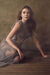 Elizabeth Olsen - Philadelphia Style Magazine September 2017 Issue