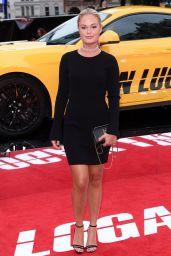 "Ella Willis – ""Logan Lucky"" Premiere in London"