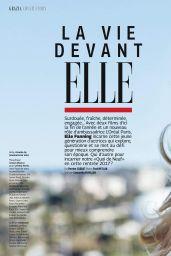 Elle Fanning - Grazia France August 2017 Issue