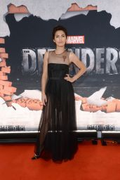 "Elodie Yung – ""The Defenders"" TV Show Premiere in New York 07/31/2017"