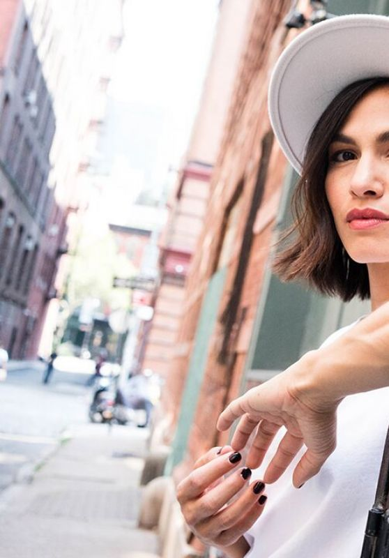 Elodie Yung - The New Potato August 2017 Photos