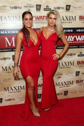 """Elora Murger and Simone Ormesher – Maxim Magazine's """"Baywatch"""" Themed Party in Sydney 08/25/2017"""