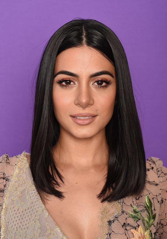 Emeraude Toubia – TCA Portraits at the Galen Center in LA 08/13/2017