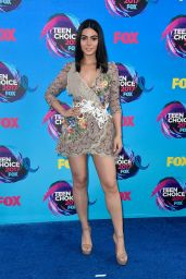 Emeraude Toubia – Teen Choice Awards in Los Angeles 08/13/2017