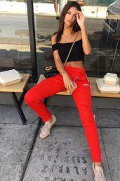 Emily Ratajkowski - Social Media Pics 08/23/2017