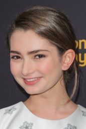 Emily Robinson – Television Academy's Performers Peer Group Celebration in Beverly Hills 08/21/2017