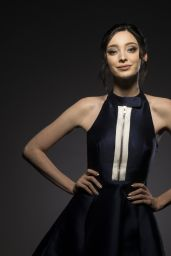 "Emma Dumont - 2017 Summer TCA Portraits for ""The Gifted"""