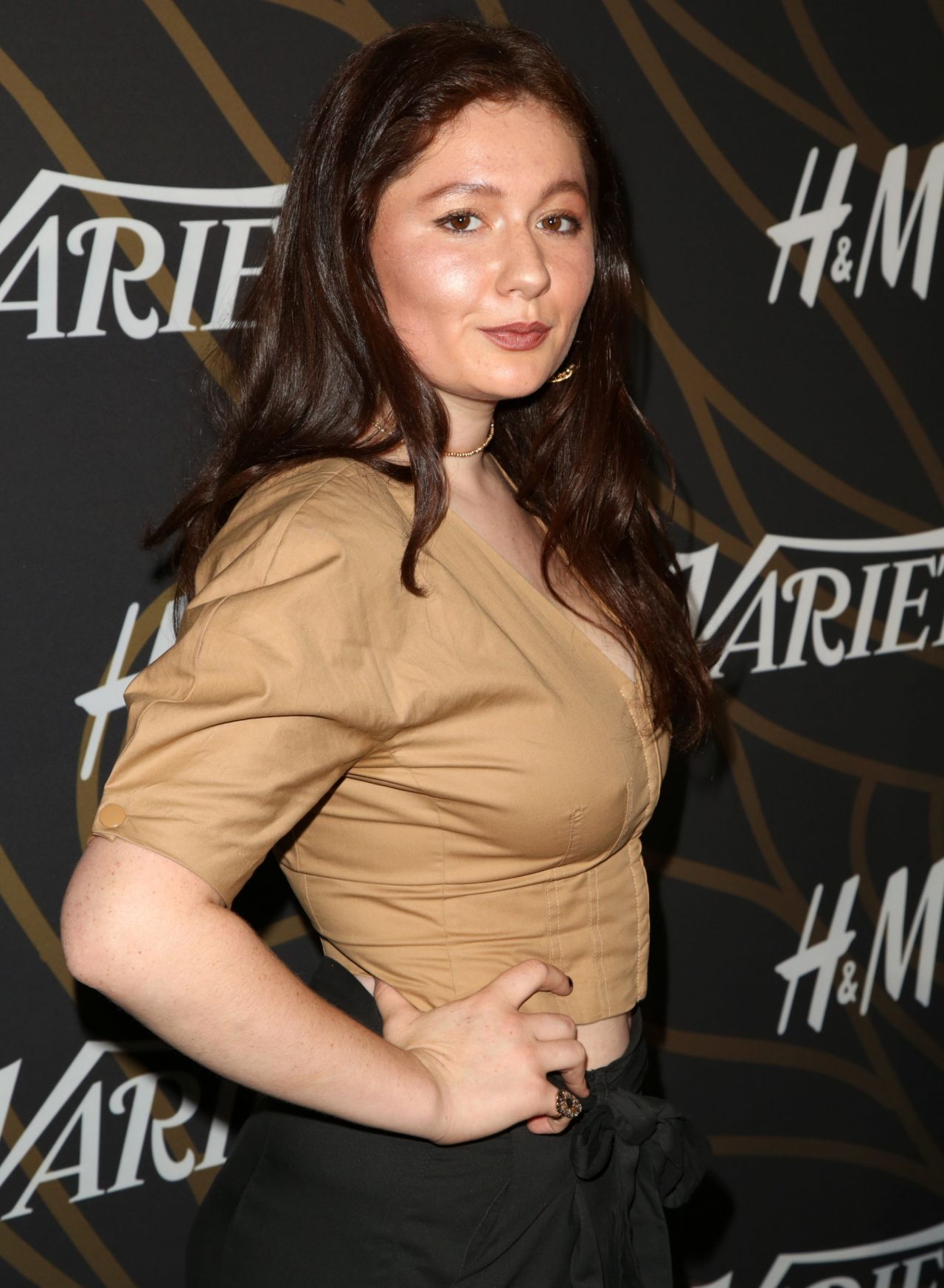 Emma Kenney – Variety Power of Young Hollywood in LA 08/08 ... Emma Kenney 2019