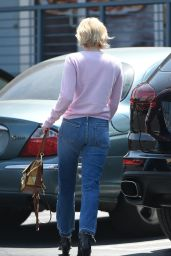 Emma Roberts - Running Errands in LA 08/24/2017