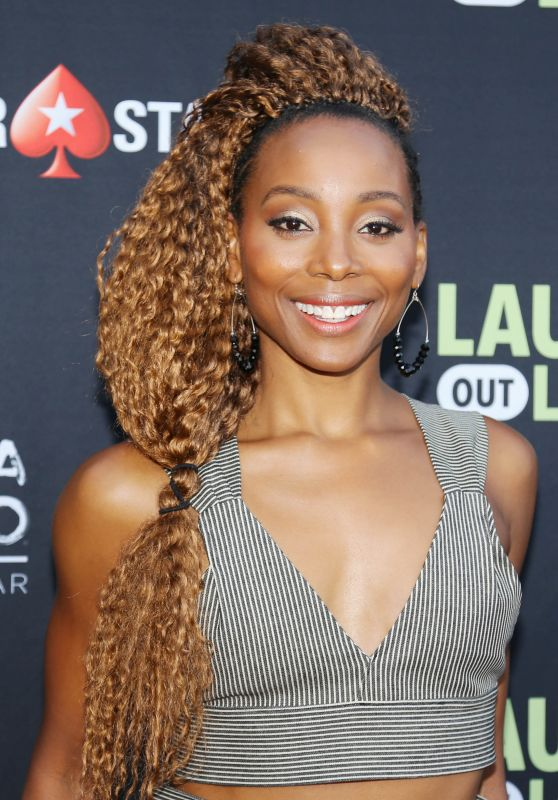 Erica Ash – Lionsgate Laugh Out Loud Network Party in LA 08/03/2017