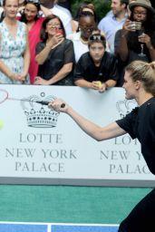 Eugenie Bouchard - Lotte New York Palace Invitational 08/24/2017