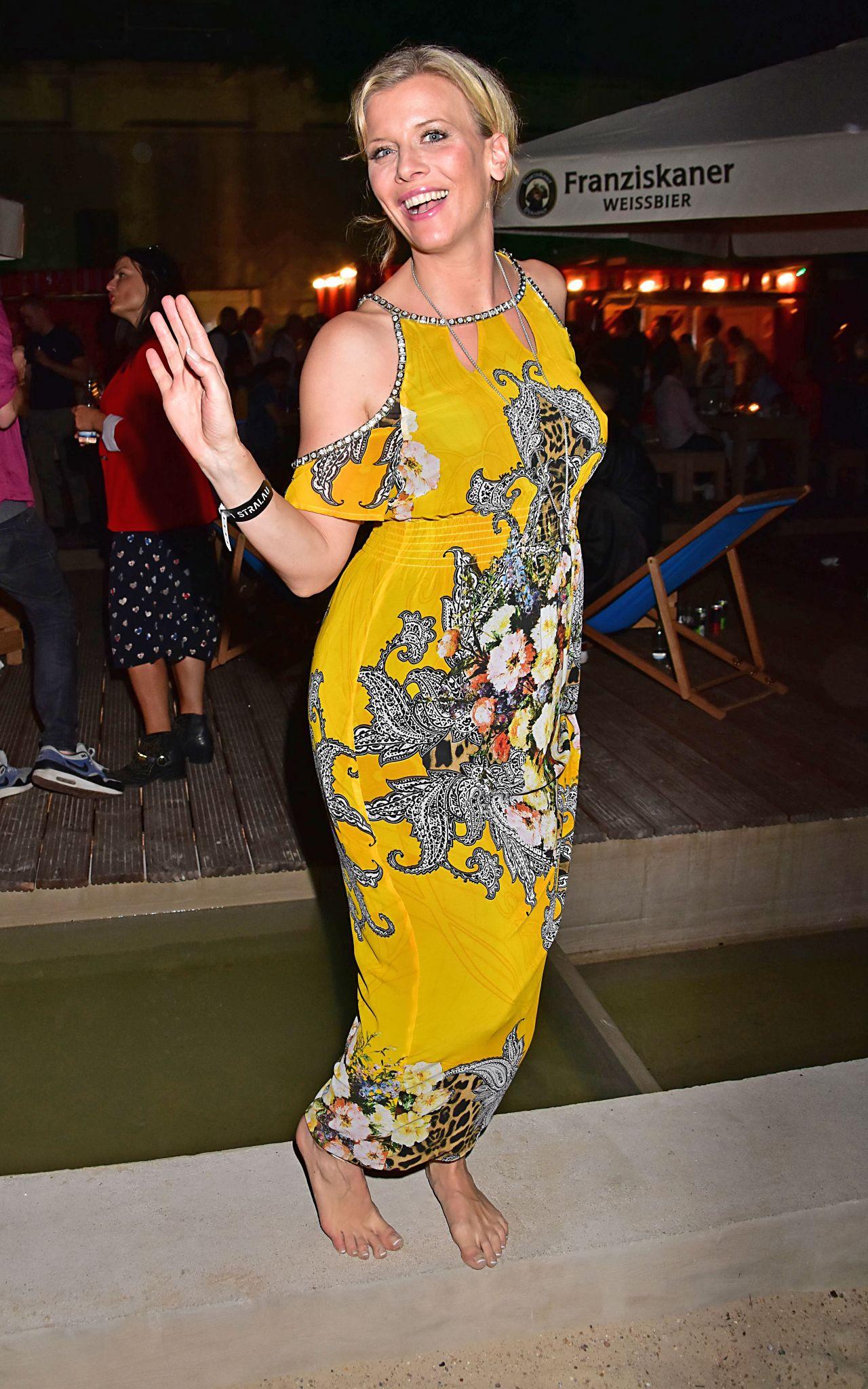 Eva Habermann - AEDT Media Network Summer Party in Berlin ...