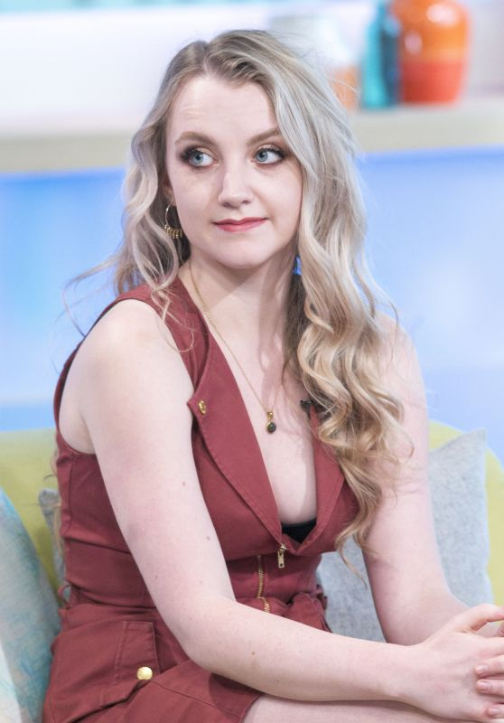 Evanna Lynch - Sunday BrunchTV Show in London 08/06/2017