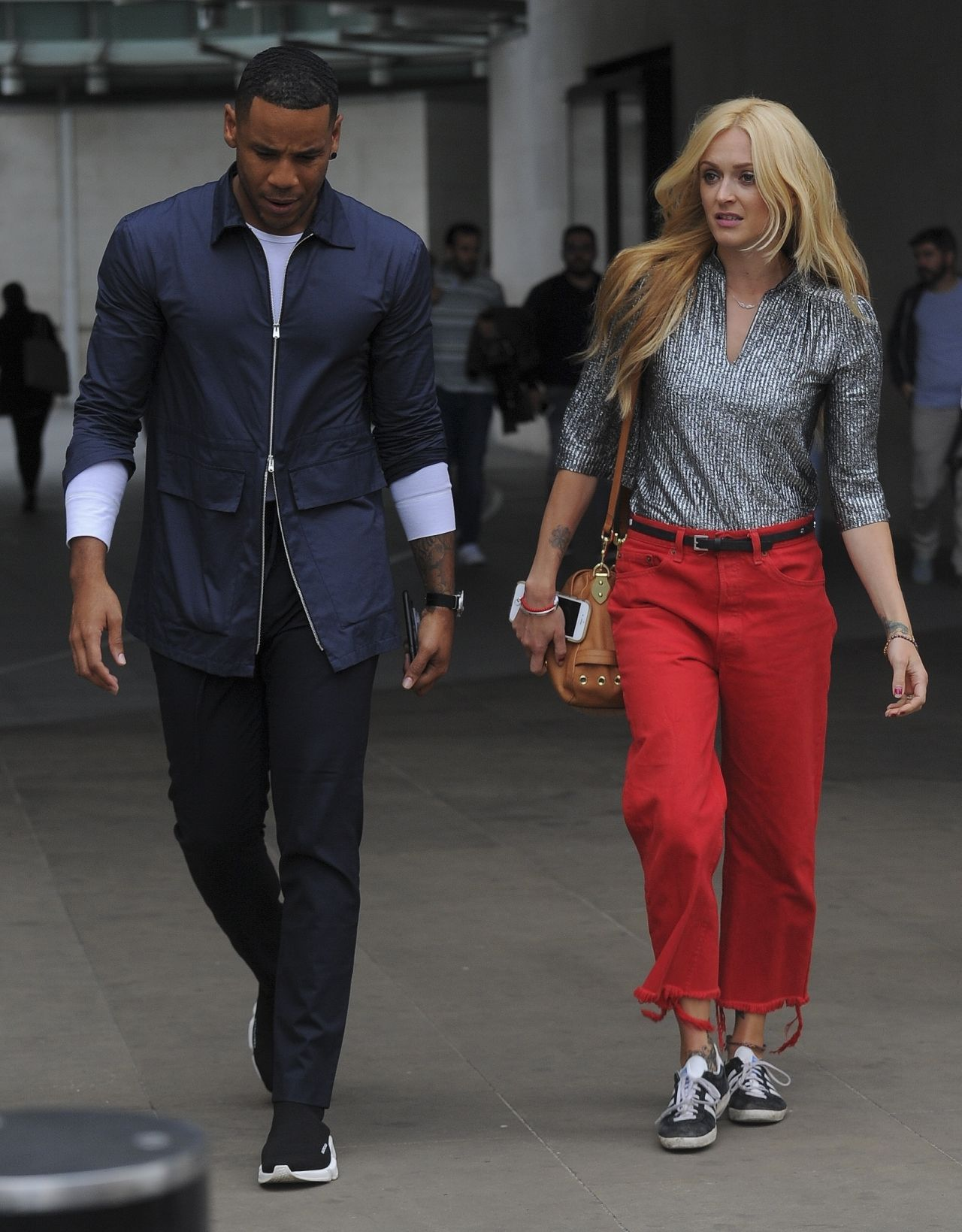 Ferne Cotton and Reggie Yates - Leaving the BBC Broadcasting