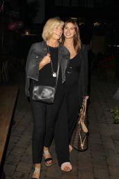 Ferne McCann and Gilly McCann - Savvy Mummy Party in London 08/21/2017