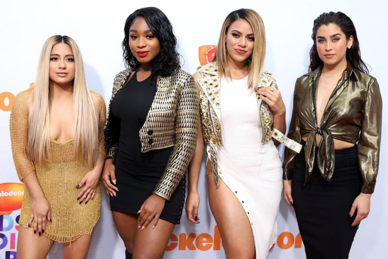 Fifth Harmony - 2017 Kids Choice Awards Mexico 08/19/2017